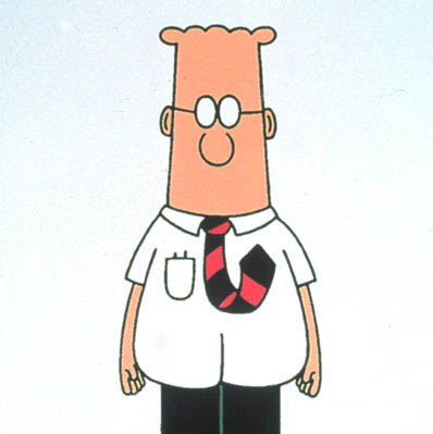Dilbert's One Page List of Personal Finance