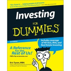 Investing for Dummies Book Review