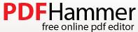 PDF Hammer Edit Online