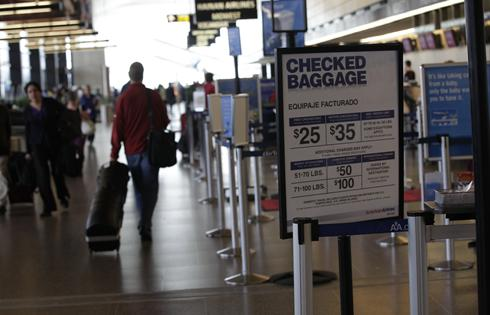 Airline Fees Chart Compare Checked Bag Amp Hidden Fees Money Tip Central